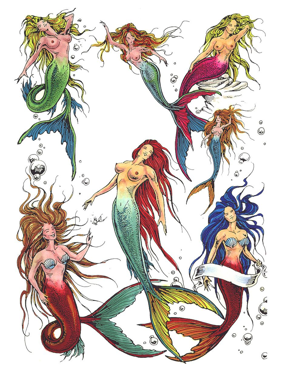 Petite Sirene Magique Pictures